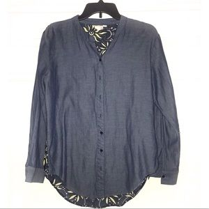 Z Supply Swim - Z supply button up blouse
